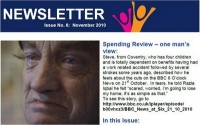 SDN newsletter November 2010