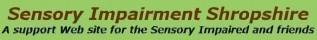 Sensory Impairment Shropshire