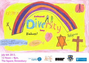 Lucia's Diversity Poster