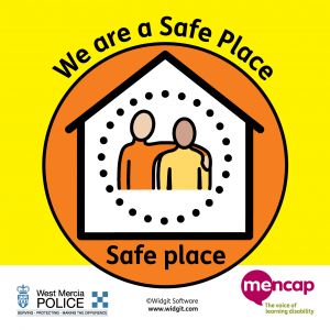Safe Places Poster