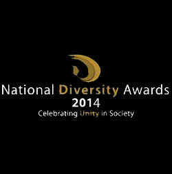 National Diversity Awards 250-253