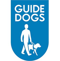 Guidedogs for the blind 250-253