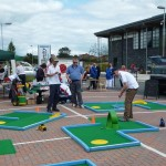 8 Richard Gottfried - Putterfingers Course at Oswestry Games 150712