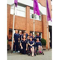 Team Duisburg  250-253
