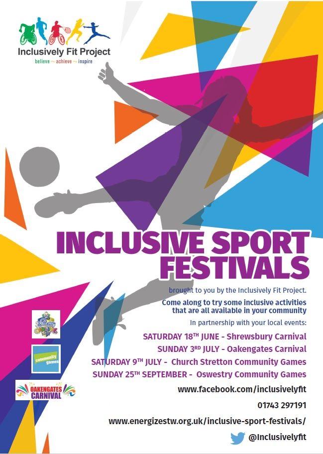 Inclusive Sport Festivals