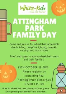 attingham-half-term-family-day