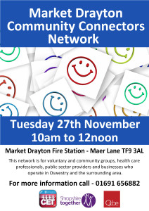 Market Drayton Poster - MD 27.11.18
