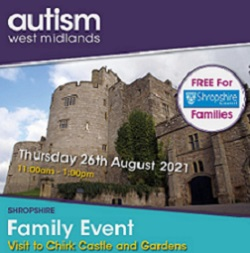 Visit to Chirk Castle and Gardens (Autism)