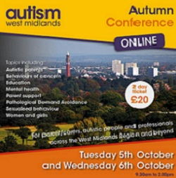 Autumn On-line Conference -October 2021